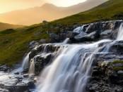 водопад Дания