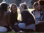 молодежь Копенгагена