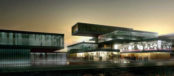 Датские музеи процветают