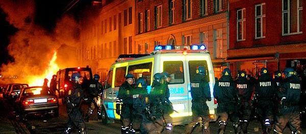 Взрыв в Копенгагене