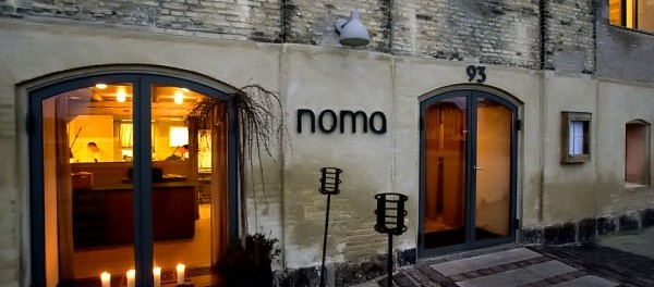 ресторан Noma