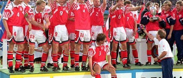 Дания сорвала куш в чемпионате Европы