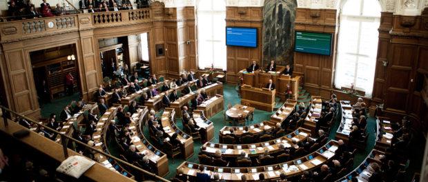 Оппозиционеры Дании претендуют на территории Германии