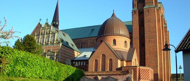 Собор, который стоит у истоков Дании